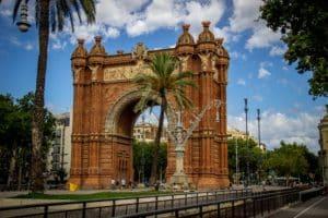 BCN, Cataluña, Area metropolitana, España